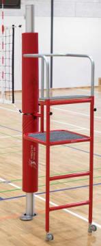 Beskyttelse til volleystolper  Ø20xL200 cm. 1 stk.