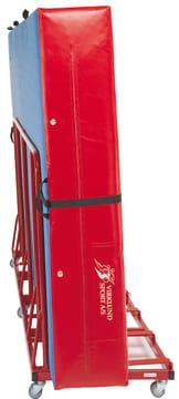 Mattevogn til 2 tjukkaser  L300 x B75 cm.