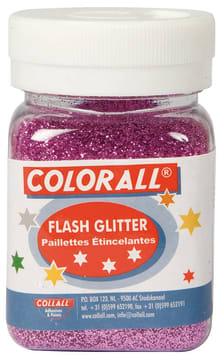 Glitter ''fint'' 150ml. rosa