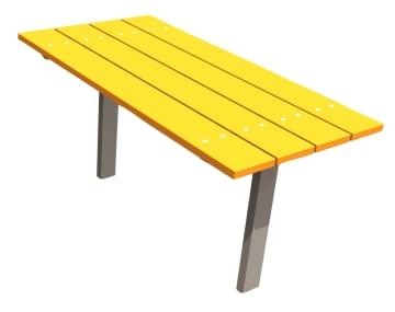 Milasbord for nedstøp