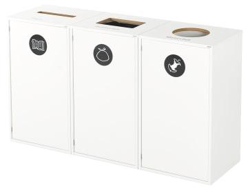 Avfallsskap rund åpning (for organisk avfall)