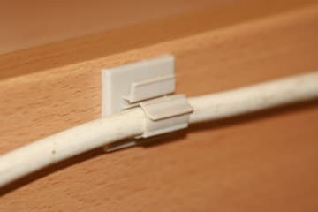 Kabelklips liten