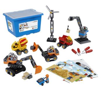 Lego Tekniske maskiner, 91 deler