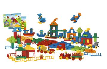 Lego Duplo kjempesett, 560 deler