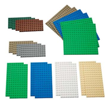 Lego små byggeplater
