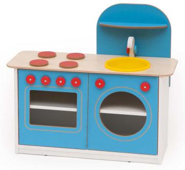 Lekekjøkken Amelka, kjøkkenbenk