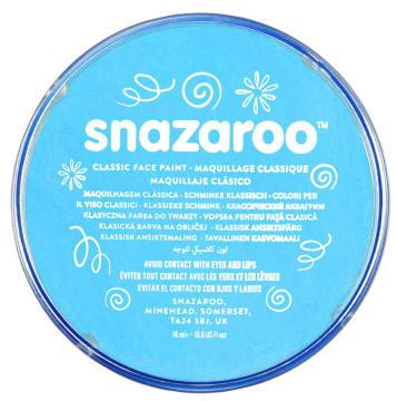 Snazaroo ansiktsmaling 18 ml. Turkis