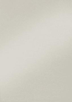 Perlemorkartong 250gr. 50x70 cm, 10 ark. Perlehvit.