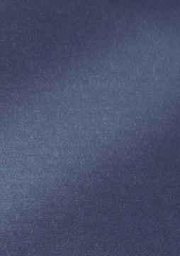 Perlemorkartong 250gr. 50x70 cm, 10 ark. Mørk blå.