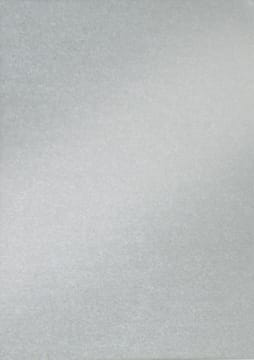 Perlemorkartong 250gr. 50x70 cm, 10 ark. Sølv.