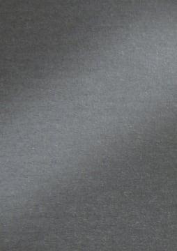 Perlemorkartong 250gr. 50x70 cm, 10 ark. Antrasittgrå.