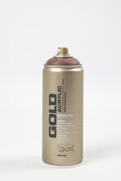 Spraymaling, 400 ml, brun