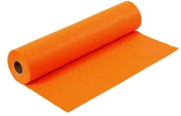 Hobbyfilt, B:45cm, 1,5mm, 5 m, orange