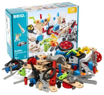 BRIO Builder, 135 deler