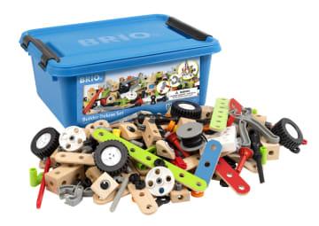 BRIO Builder, 270 deler i plastkasse