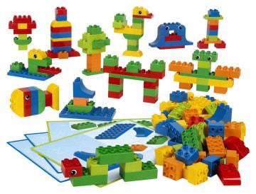 Lego Duplo klosse sett, 160 deler