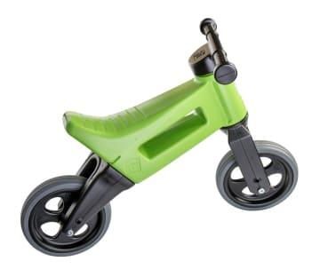 Gåsykkel med gummihjul