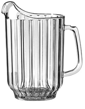 Cambro Vannmugge 1,4 liter, i plast