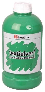 Tekstilmaling, 500ml. grønn