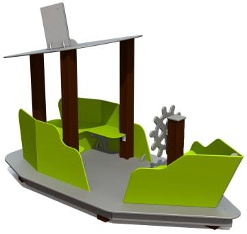 Lekebåten Uku