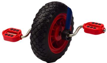 Forhjul, komplett