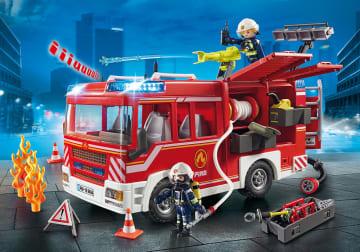 Playmobil brannbil