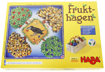 Frukthagen, Kråkespillet
