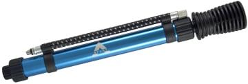 Ballpumpe toveis i aluminium