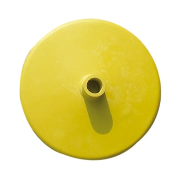 Gummi base gul