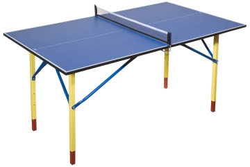Bordtennisbord Mini  136 x76x65 cm.