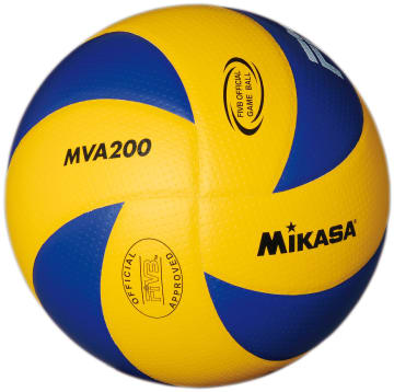 MVA200 Mikasa volley  Offisiell turneringsball
