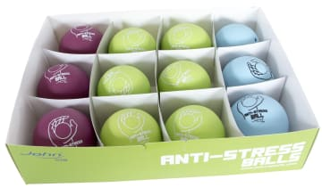 Antistress ball 12 stk.