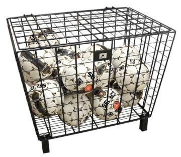 Ballvogn med føtter  Inkl. 4 stk. føtter