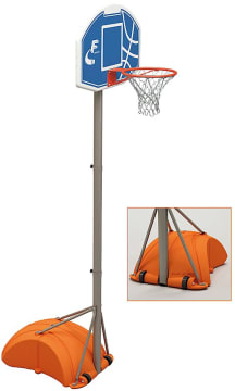 Basketstativ transportabel  305 cm