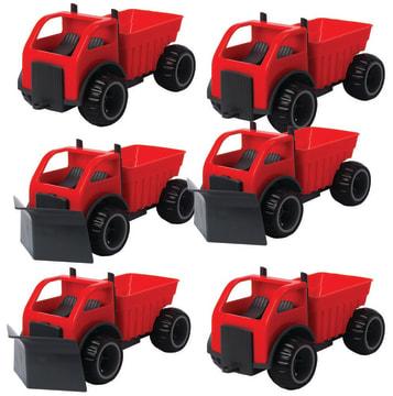 Ludius m/6 laste/brøytebiler