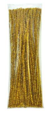 Piperensere Ø6mm, 30 cm. Gull. 100 stk.