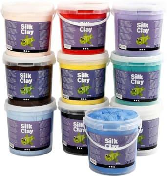 Silk Clay 650 g