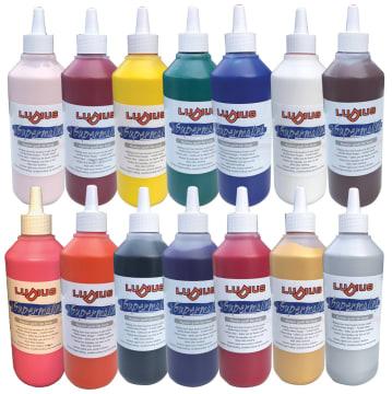 Ludius Magic Maling 500 ml, 14 stk ass. farger