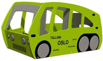 Ekspressbuss, vedlikeholdsfri