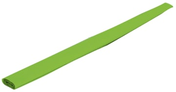 Kreppapir, Farge Grønn. 50 cm x 2,5 m. 10ark. 32g/m2