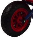 Hjul til trillebår inkl. skruer og fester