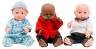 Dukkeklær 40-45 cm, gutt. sett 1