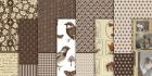 Decoupagepapir - ark 25x35cm, 17 g, 8 ass.ark