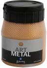 Art Metall maling, 250 ml, mørk gull