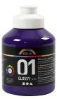 A-Color akrylmaling, 500 ml, fiolett