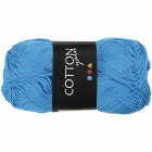 Cotton nr. 8, L:165 m, 6S/4, 50 g, turkis