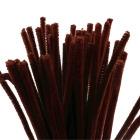 Piperenser, 6mm, L:30cm, 50stk, gml. rød