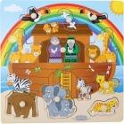 Knoppuslespill, Noas ark