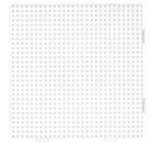 Piggplate firkant stor, sammenkoblbar