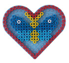 Maxipiggplate, hjerte